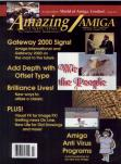 Cover of Amazing Computing Amiga