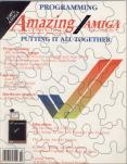 Cover of old Amazing Computing Amiga