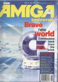 Cover of Amiga Computing