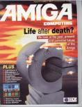 Cover of Amiga Computing US edition