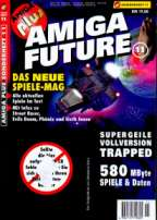 Cover of Amiga Future