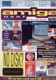 Cover of old Amiga User International
